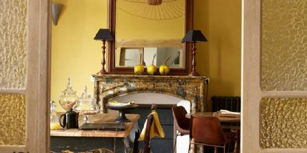 Demeure de Roquelongue Breakfast room
