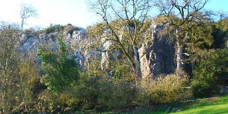 Grottes et Canyon de Saulges