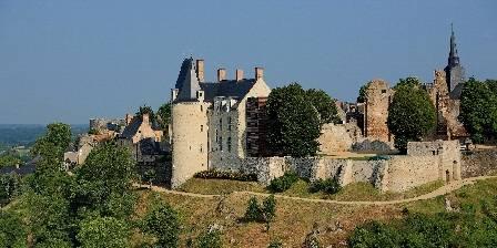 Cité médiévale et château  de Sainte-Suzanne