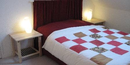 Chambres d'hôtes de Campagnet La chambre rouge