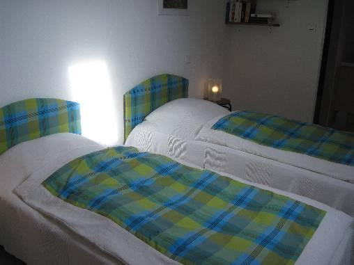 Chambre d'hote Aveyron - La chambre bleue