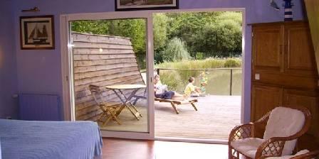 La villa du Guip La chambre du pêcheur