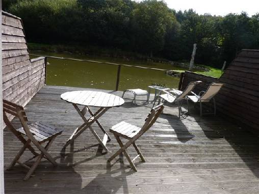 votre terrasse privative enbois de  35 m²
