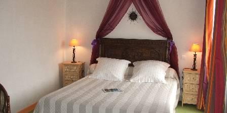 Les Gîtes De Keranguern Reinette d'Armorique-La chambre romantique