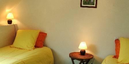 Les Gîtes De Keranguern Fleur de lin-Chambre