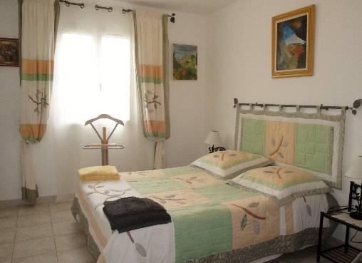 Chambre d'hote Var - chambre SOLEIL RDC