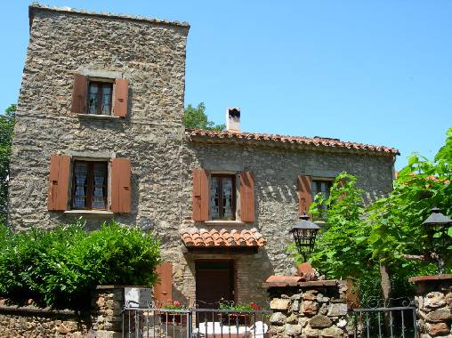 Chambre d'hote Pyrénées-Orientales - Côté sud