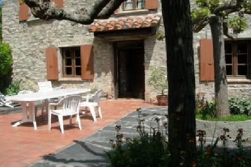 Chambre d'hote Pyrénées-Orientales - La terrasse