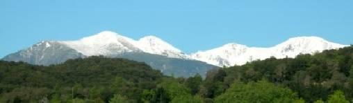 Chambre d'hote Pyrénées-Orientales - Le Canigou