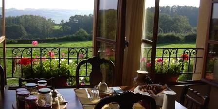 Les 4 Saisons en Morvan Le petit-déjeuner