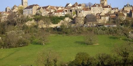 Les 4 Saisons en Morvan Vézelay la colline éternelle