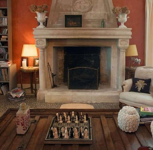 Chambres d 39 hotes bouches du rhone le mas saint florent - Chambre d hote bouches du rhone ...