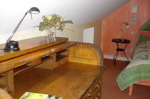 Chambre d'hote Allier - ORANGERIE, à l'ambiance colorée et chaleureuse