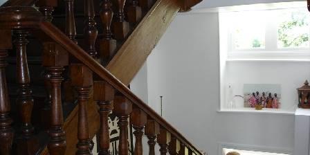 Le Puy des Vérités La cage d'escalier