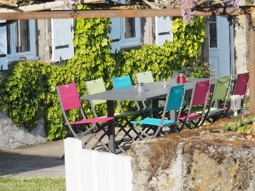 Chambre d'hote Cantal - Le jardin