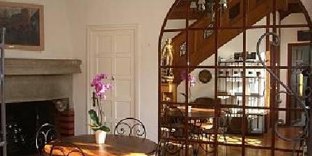 Domaine Saint Nicolas Salon petit-déjeuner
