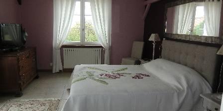 La Crémaillère Suite Hortensias chambre 1