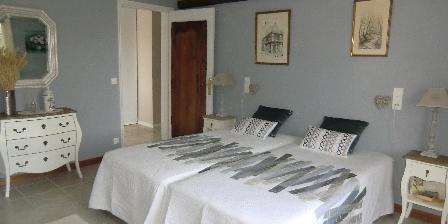 La Crémaillère Suite Hortensias chambre 2
