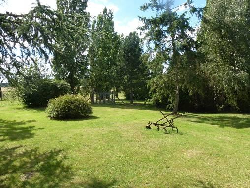 Chambre d'hote Loir-et-Cher - le parc