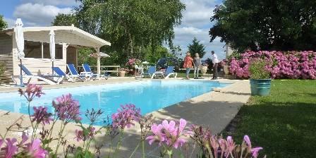 La Crémaillère La piscine