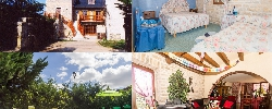 Bed and breakfast Aux Sabots Du Causse Corrzien