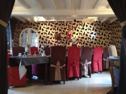 Chambre d'hote Oise - La Salle-à-Manger de Vésigneux
