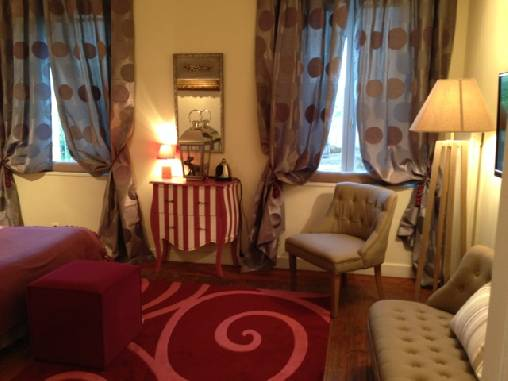 bed & breakfast Oise - Constancia Room