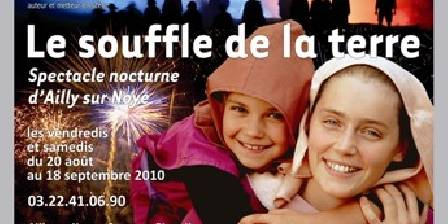 Spectacle nocturne d'Ailly-sur-Noye