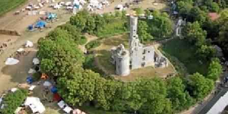 Le site médiéval de Folleville