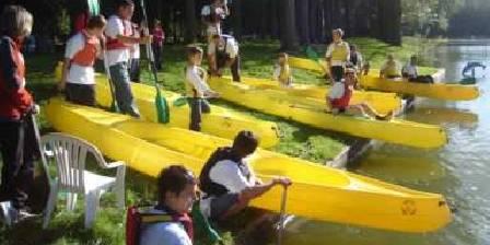 Base nautique de Canoë-Kayak de Loeuilly