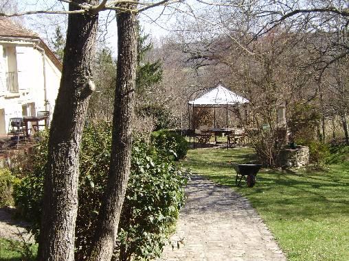 Chambre d'hote Dordogne - Le Jardin