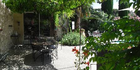 Domaine la Condamine Jardin