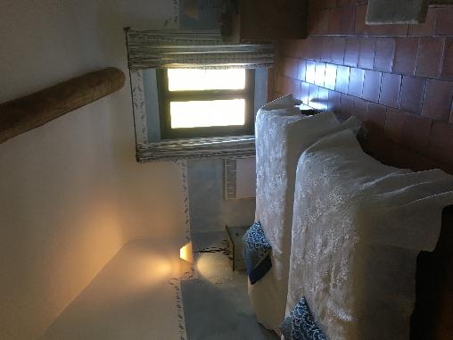 Chambre bleu 2 lits