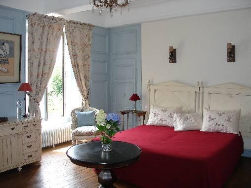 Chambre d'hote Corrèze - chambre Pompadour