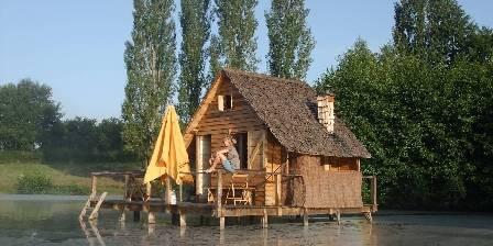 Cabanes sur pilotis une chambre d 39 hotes en sa ne et - Chambre d hote cote picarde ...