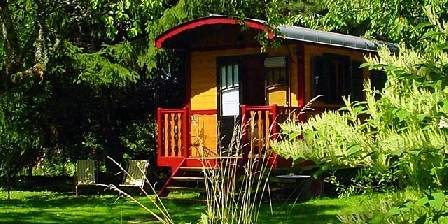 Cottage Les Roulottes du Moulin >
