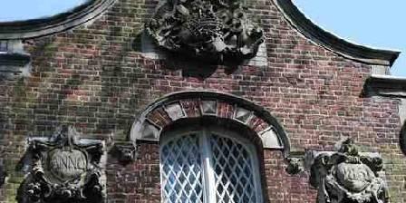 Le Château des Ormes Balcon de la chambre Orientale