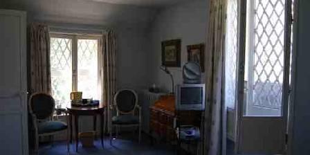 Le Château des Ormes La chambre Boticelli