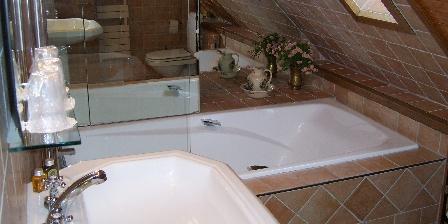 Manoir de Coat Gueno Salle de bains du Rouet