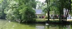 Gästezimmer Domaine des étangs de Bois Robert