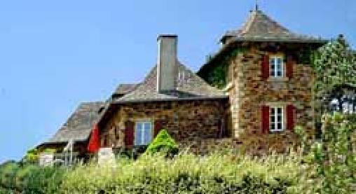 La Croix Longue - Maison de caractère en Aveyron