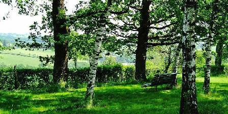 La Croix Longue La Croix Longue - Une partie du jardin