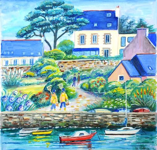 Chambres d'hotes Finistère, à partir de 60 €/Nuit. Portsall (29830 Finistère)....