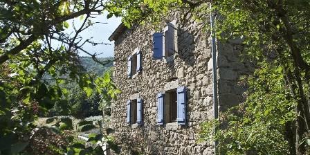 Moulin de Feouzet La façade SE