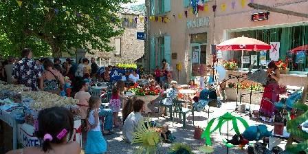 Moulin de Feouzet Marché de StPierreville