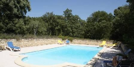 Chambre d'hotes Domaine Saint Luc > piscine du domaine