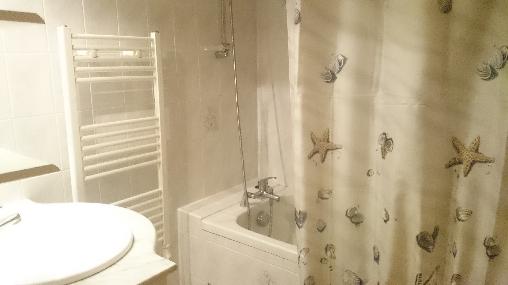 salle de bain de la maison du pêcheur