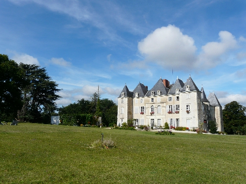 Bed & breakfasts Vienne, from 77 €/Nuit. Castle, Dange saint romain (86220 Vienne), Charm, Guest Table, Garden, Park, Net, WiFi, Baby Kits, 3 Double Bedroom(s), 2 Suite(s), 14 Maximum People, Lounge, Country View, No Smo...