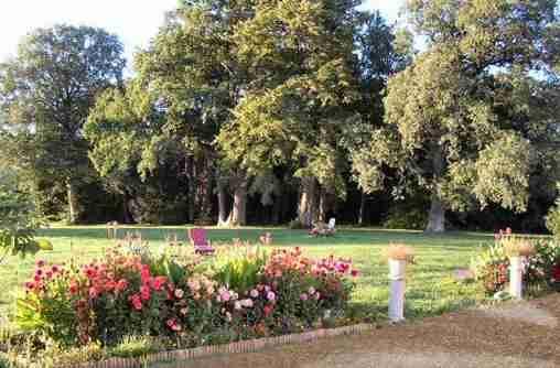 Chambre d'hote Vienne - Reposez vous dans le parc