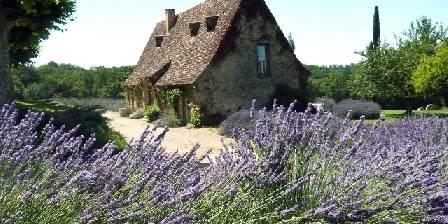 Location de vacances Manoir Des Farguettes > la Grange